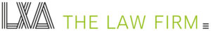 Logo LXA the law firm